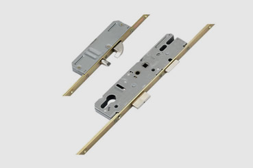 Multipoint mechanism installed by Holloway locksmith